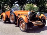 Hispano-Suiza H6C гонщика Андре Дюбоннэ с кузовом из тюльпанового дерева