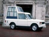 Парадный автомобиль Папы Римского