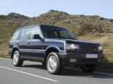 Range Rover второго поколения представили в 1994 году