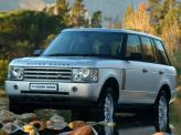 Range Rover третьей генерации, 2002 год
