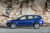 Ford самый крупный в тройке – 4531 мм в длину