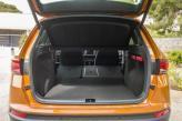 Багажник Seat самый большой – 485 л