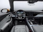 У Audi сразу два сенсорных дисплея на центральной панели