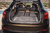 Объем багажника BMW – 580 л