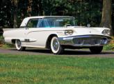 Купе Ford Thunderbird второго поколения, 1958 год