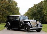 Rolls-Royce Phantom III появился в 1936 году