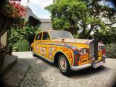 Rolls-Royce Phantom V Джона Леннона щеголял психоделической раскраской
