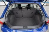 Багажник Ibiza самый большой – 355 л
