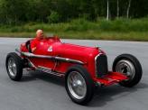Alfa Romeo P3 выиграл Гран-при Германии в 1935 году