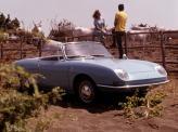 Fiat 850 Spider 1965 года дебютировал в день рождения Фабрицио, сына Джорджетто Джуджаро