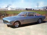 Ford Mustang от Bertone, 1965 год