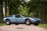 Maserati Bora, 1971 год