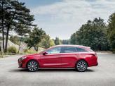 У Hyundai – профилированные боковины