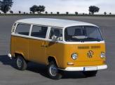 Volkswagen T2 представили в 1979 году