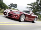 Купе Dodge Viper 2007 года