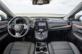 Селектор трансмиссии Honda установлен высоко на центральной панели