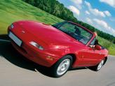 Первый серийный Mazda MX-5 1989 года