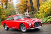 Ferrari 342 America 1952 года — первый плод сотрудничества марки с Pininfarina