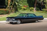 Cadillac Eldorado Brougham выпускали на предприятии Pininfarina