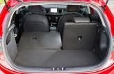 Объем багажника Kia – 325 л