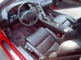 Honda NSX  получил климат-контроль, две подушки безопасности, аудиосистему, круиз-контроль