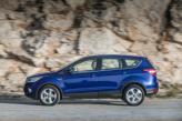 Преимущество Ford – большая колесная база  в 2690 мм