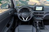 К центральной Hyundai прикреплен сенсорный дисплей