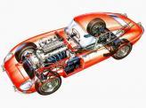 Автомобиль получил несущий кузов типа монокок