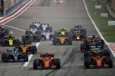 Формула-1: Хэмилтон побеждает в Гран-при Бахрейна