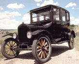 Так выглядели автомобили в самом начале прошлого столетия. Первый массовый автомобиль Форд Т