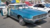 Ford Thunderbird Blue Ford (1969)
