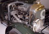 У Blower Bentley 4,5 л двигатель с роторным нагнетателем Roots