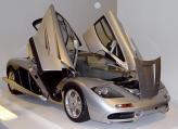 Кузов McLaren F1 состоит из карбона. Ральфа Лорена вдохновляет минимализм McLaren
