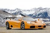 2005 McLaren F1 LM собран полностью вручную и является одним из самых быстрых. Простота делает его красивым