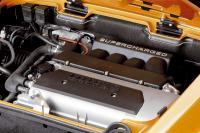 Механический компрессор позволил увеличить мощность до 218 л. с.