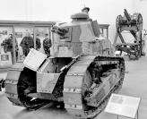 """Легкий танк FT17 позволил выиграть решающую битву, которая завершила Первую мировую войну, за что французы в благодарность стали именовать Луи Рено не иначе как """"спасителем нации"""""""
