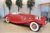 """Mercedes-Benz 500K образца 1934-1936 годов – излюбленный автомобиль """"верхушек"""" Третьего рейха. Стоимость репликара в Украине 75 тыс. у. е."""