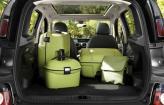 Объем багажника со сложенными задними сиденьями составляет 1506 л