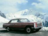 Купе на базе Mercedes-Benz W114/W115 появилось в 1969 году