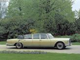 Этот  Mercedes-Benz 600 (W100) 1964–1981 годов тоже творение рук дизайнера Поля Брака