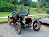 Ford модели Т был первым массовым автомобилем с расположением руля слева