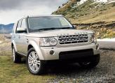 Передняя часть выполнена в стиле Range Rover