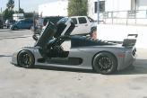 Автомобиль весит всего 777 кг