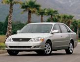 Дизайн Avalon, как и полагается представительскому автомобилю, выдержан в спокойном стиле, без броских очертаний