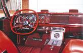Chrysler 300J с овальным рулем выглядит более чем оригинально