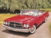 Chrysler 300F получил несущий кузов и абсолютно новый дизайн, 1960 год