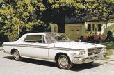 Представленная в 1964 году модель 300К смогла вернуть расположение покупателей, было продано более 3500 купе и кабриолетов