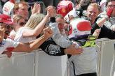 Brawn GP взял еще одну гонку