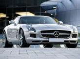 Mercedes-Benz SLS AMG – современная интерпретация модели 300SL