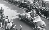 Самым главным пассажиром DS стал первый президент Пятой Республики Шарль де Голль